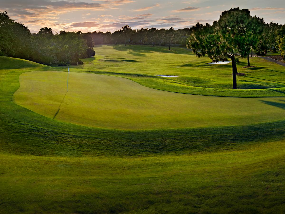 4x3 Beau Rivage Golf