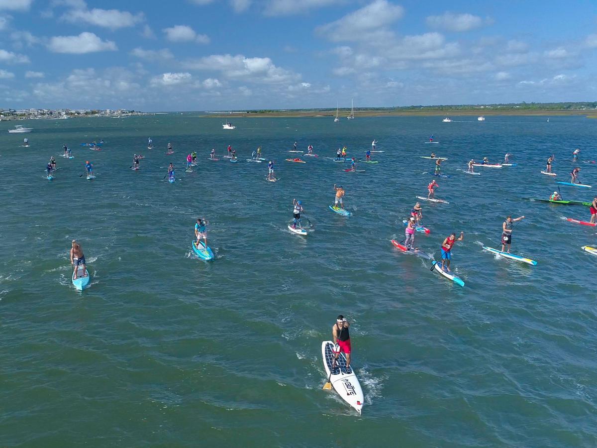 Carolina Cup Stand Up Paddleboard Race