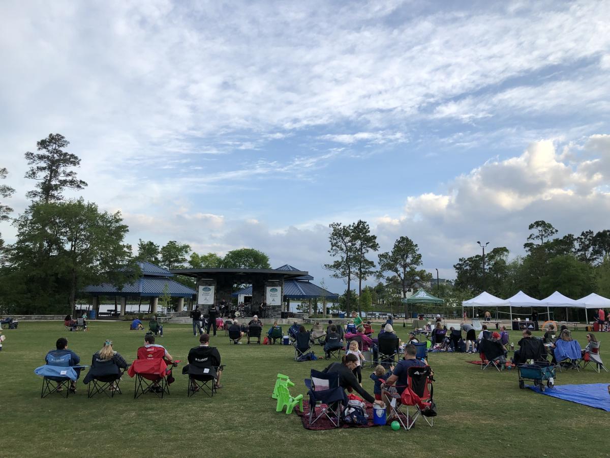 Live Music at Northshore Park