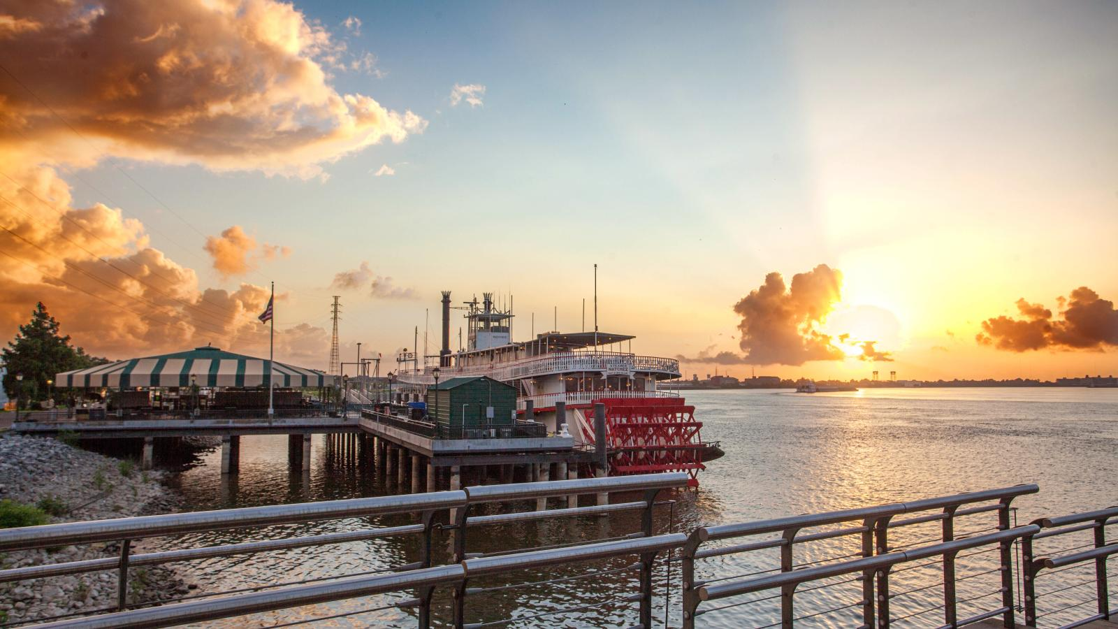 Official New Orleans Tourism Website