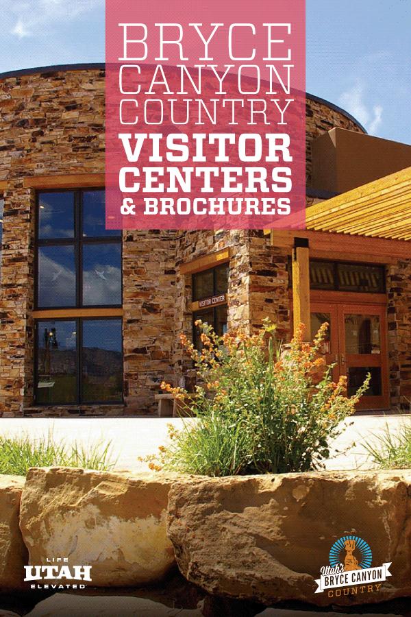 visitor center pink