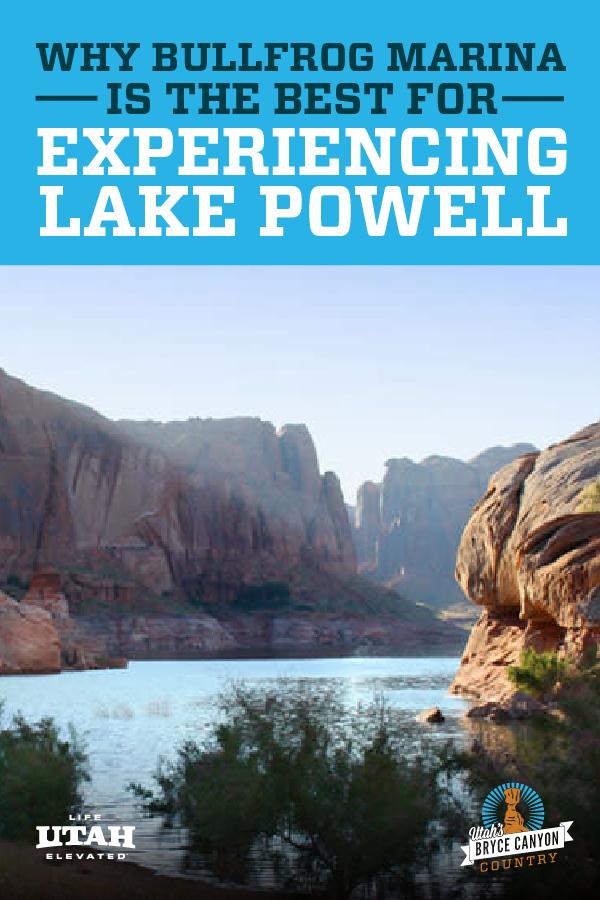 lake powell blue