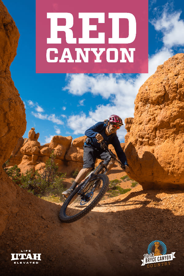 Red Canyon Pink