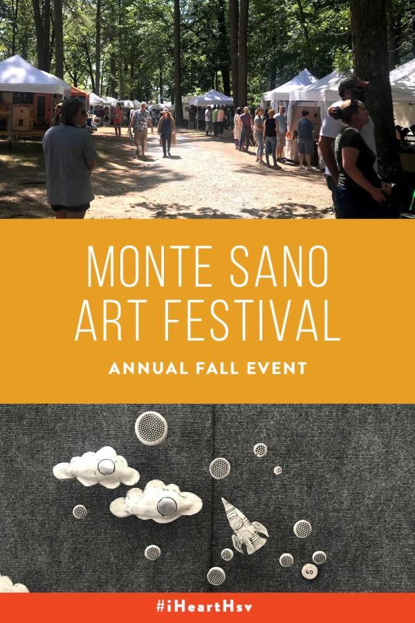 Monte Sano Art Pinterest