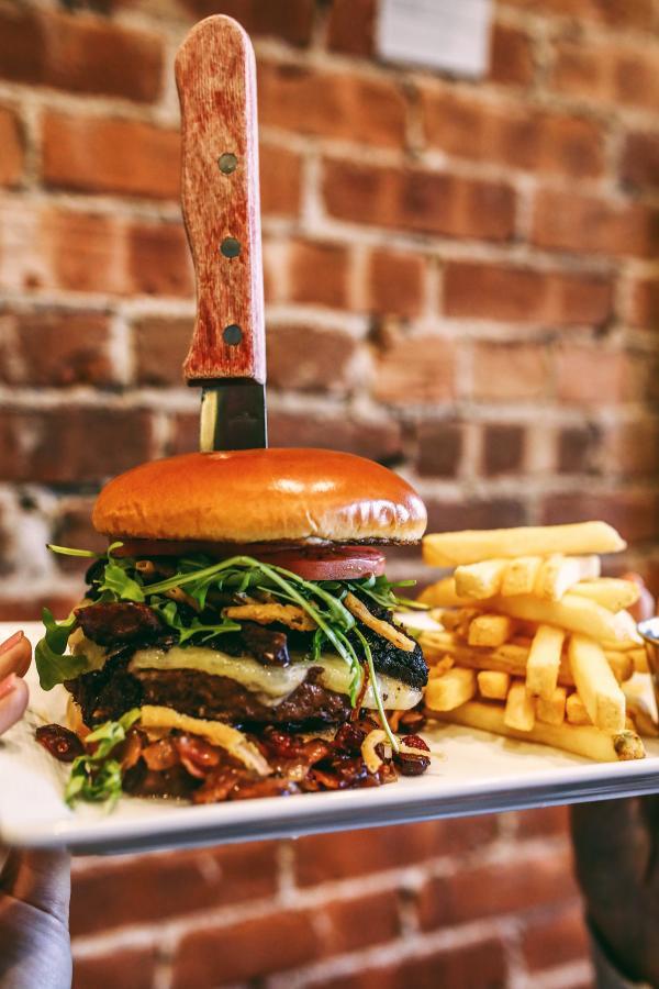 La Forge Burger