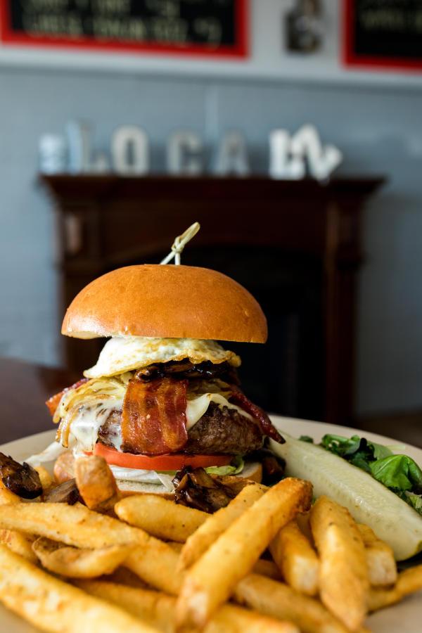 Localz Burger