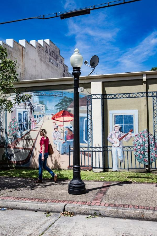 Olde Towne Slidell Mural Project