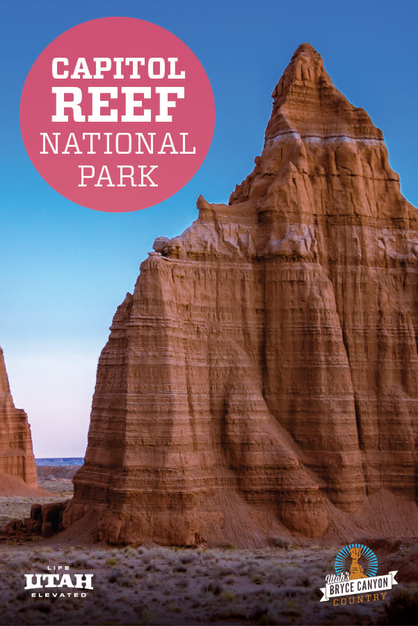 Capitol Reef Pink