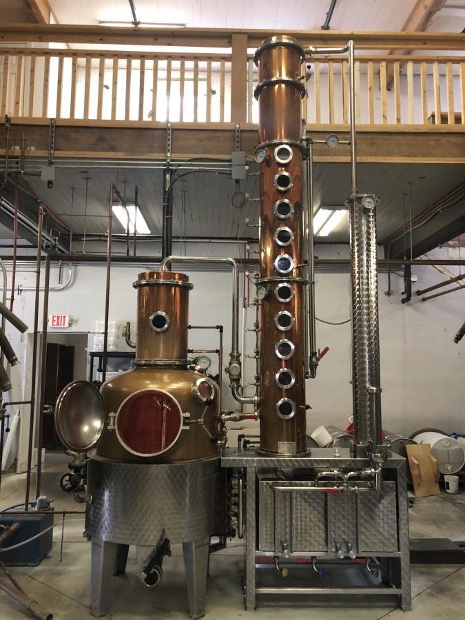 obx distilling rum