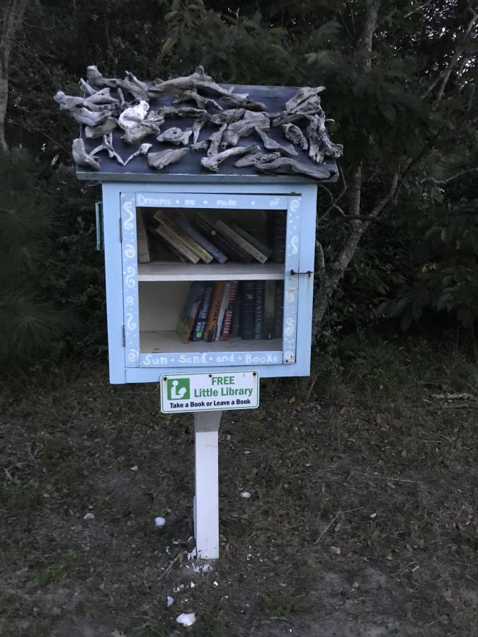 Free little library books