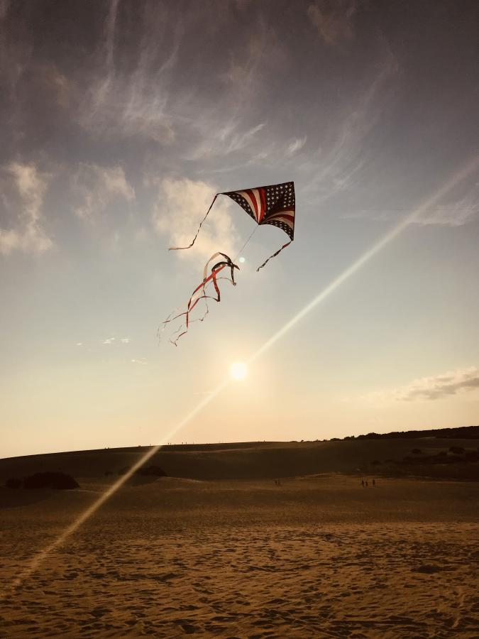 jockeys ridge kite flying