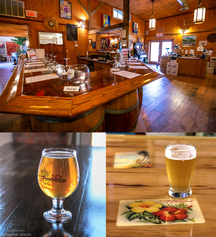 Winery and breweries