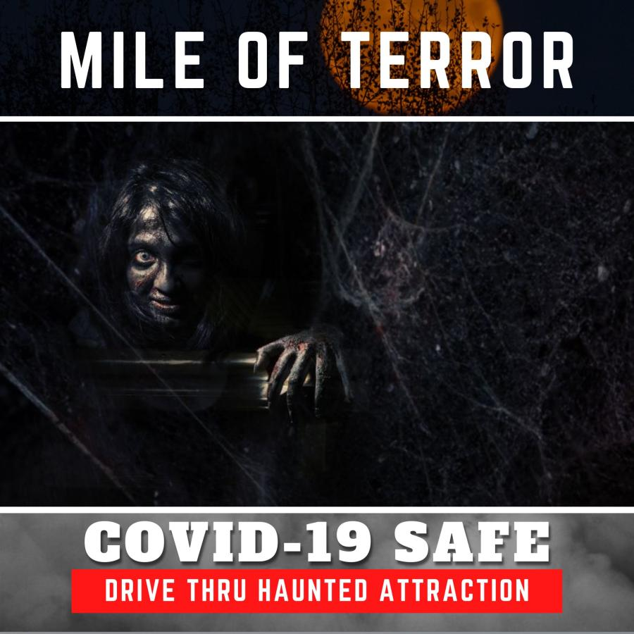 Mile of Terror - Drive Through Haunted House