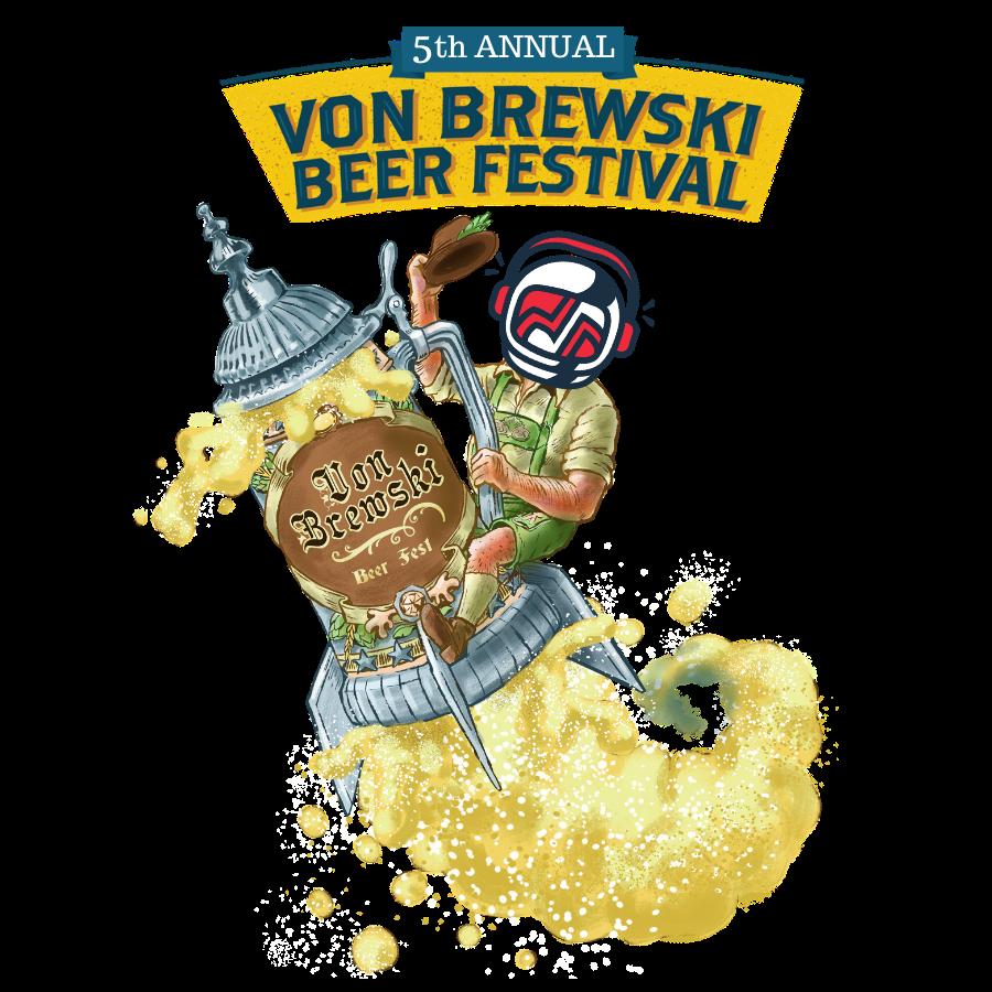 2021 Von Brewski Logo