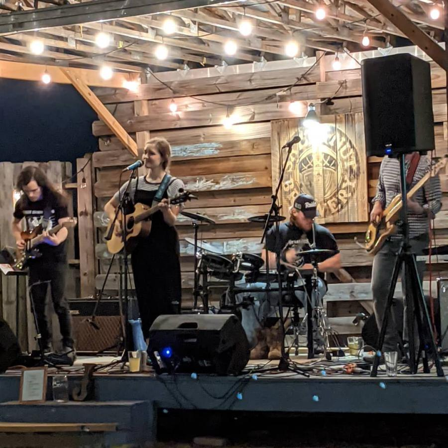 Salty Nut Brewery Music