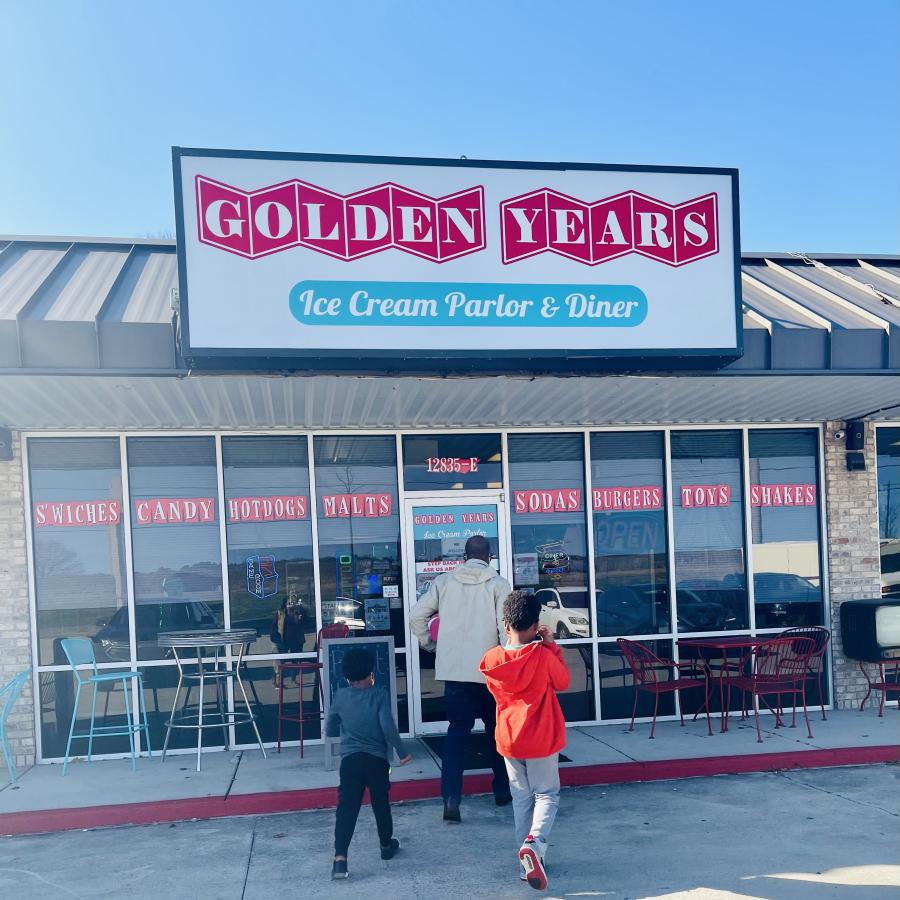 Golden Years Ice Cream