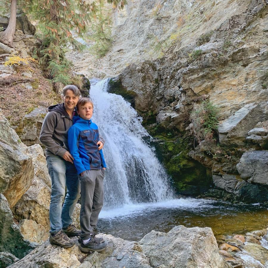 Lisa Kadane Chasing Waterfalls
