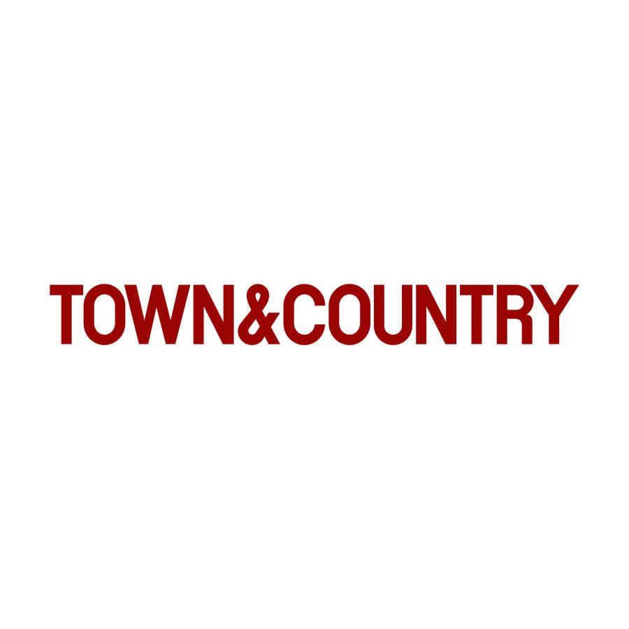 Town & Country Magazine logo