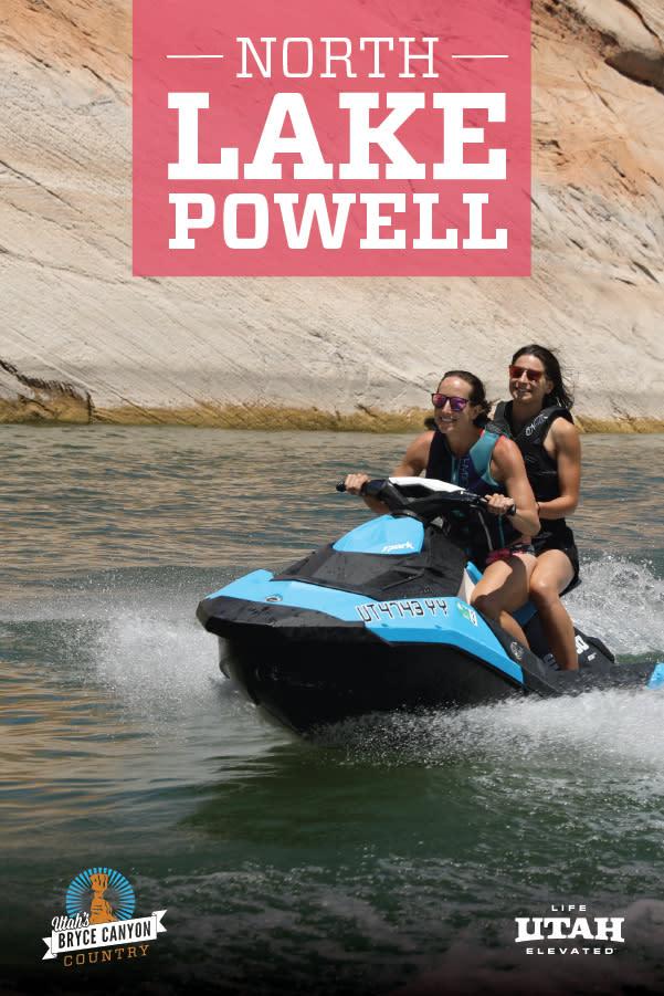 Lake Powell Pink