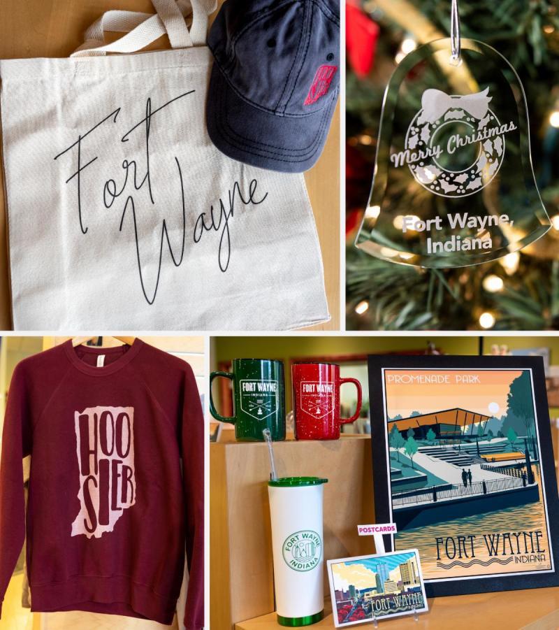 Visitors Center Online Store Merchandise