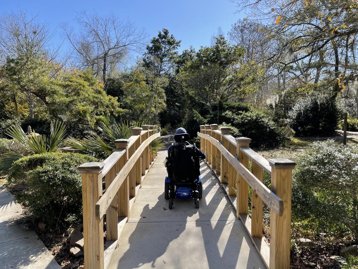 cory botanic gardens