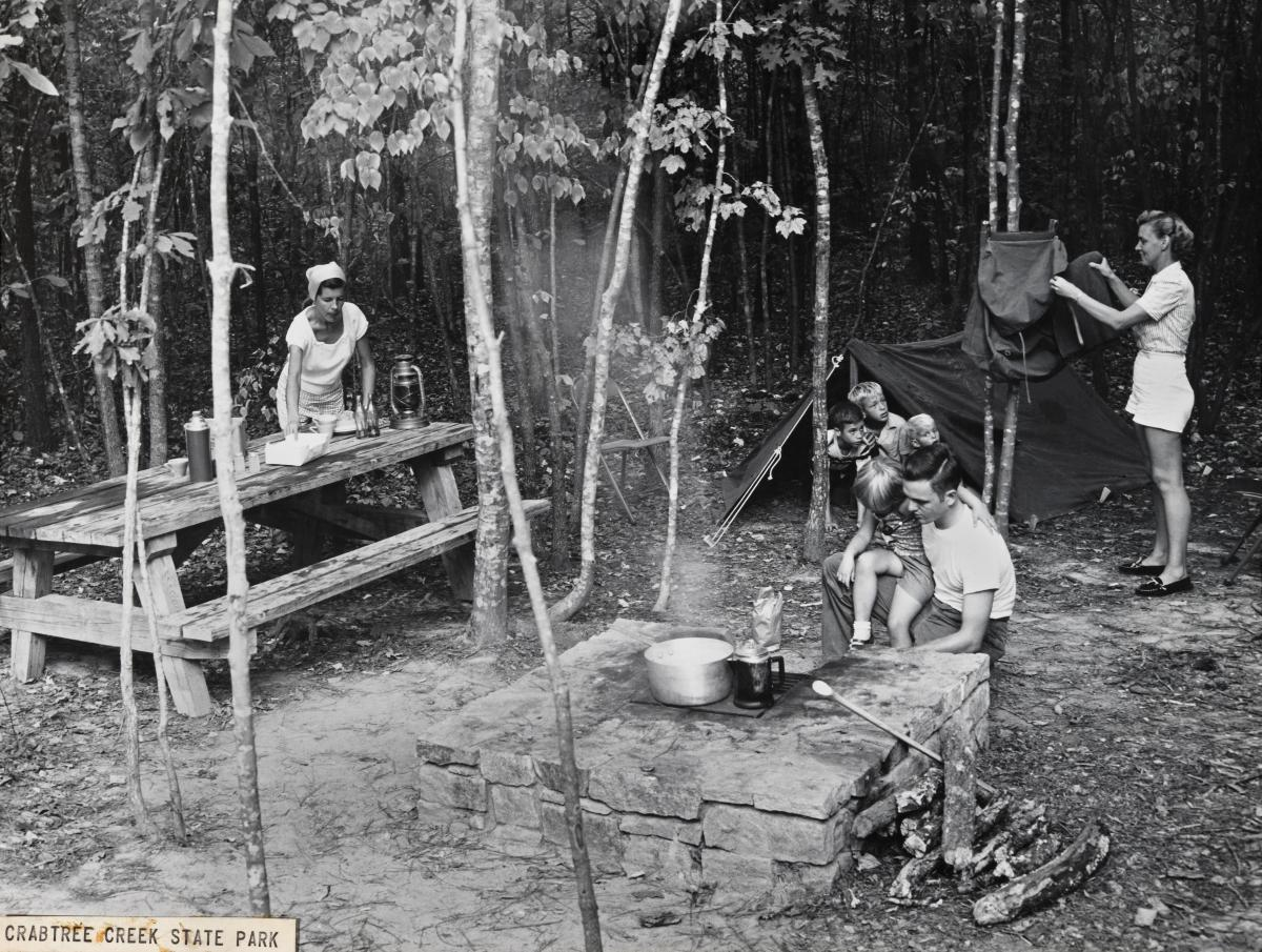 Vacationland: Umstead State Park