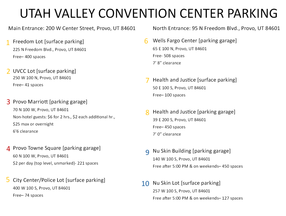 Parking Map pg 2 '20
