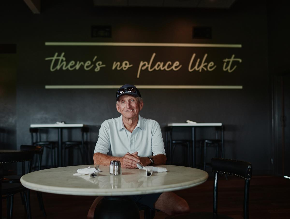Paso Robles Golf Club Mike Rawitser Deed's Bar and Grill