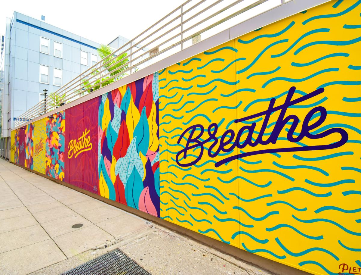 Breathe by Matt Plett