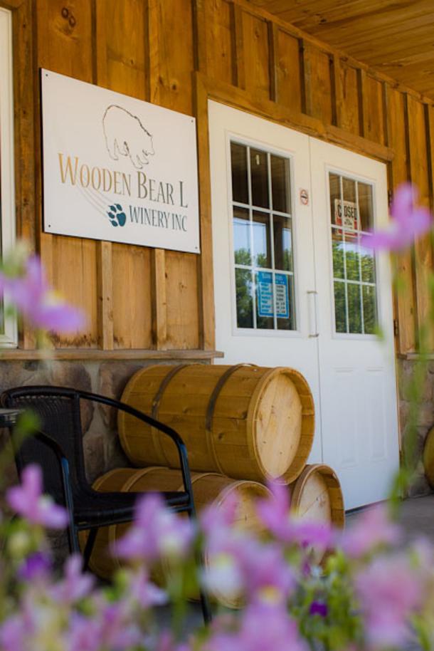 Wooden Bear Winery