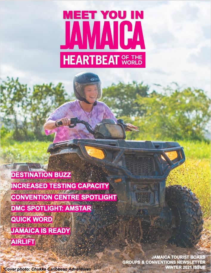 Meet You in Jamaica Winter - 2021