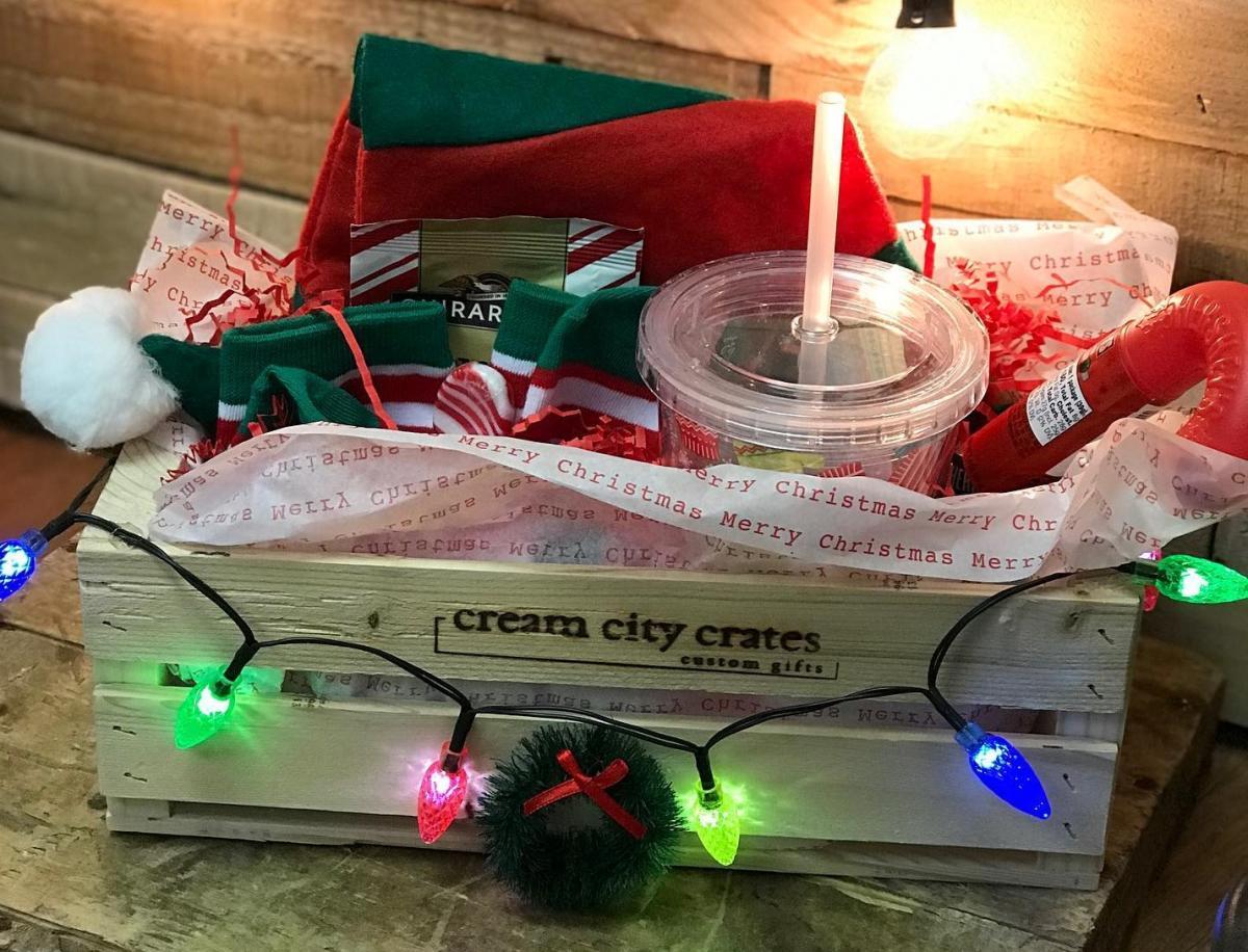 Cream City Crates
