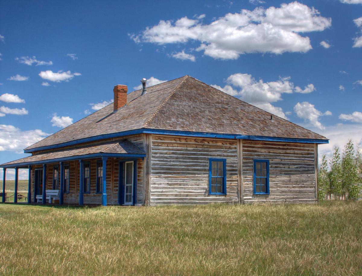 Fort Fetterman, Wyoming
