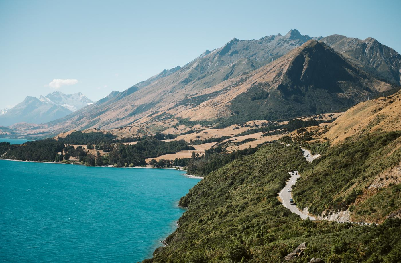Bennetts Bluff, Queenstown Expeditions