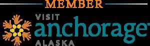 Visit Anchorage Member Logo