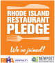 RI Restaurant Pledge