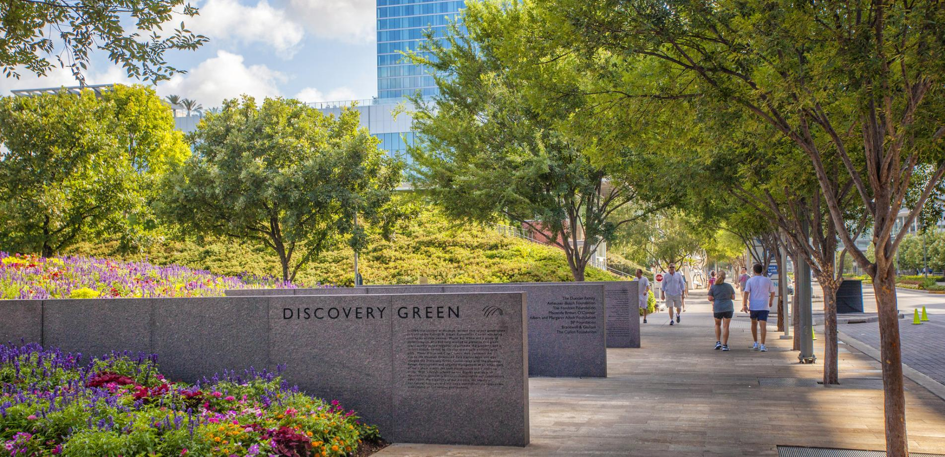 Discovery Green