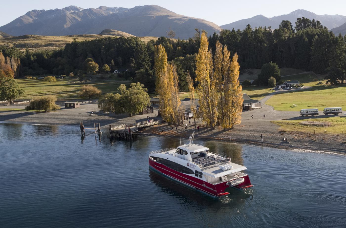 Southern Discoveries - Spirit of Queenstown