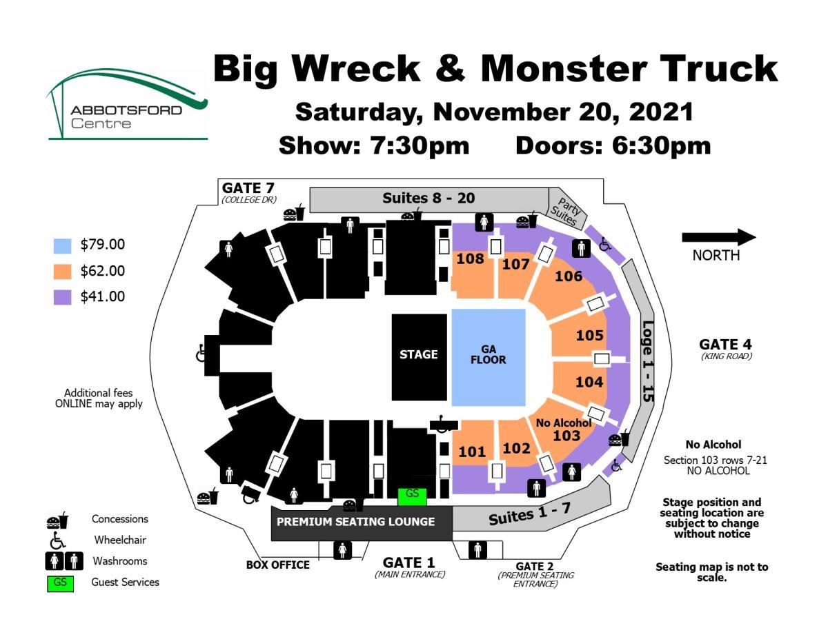 Big Wreck 2021