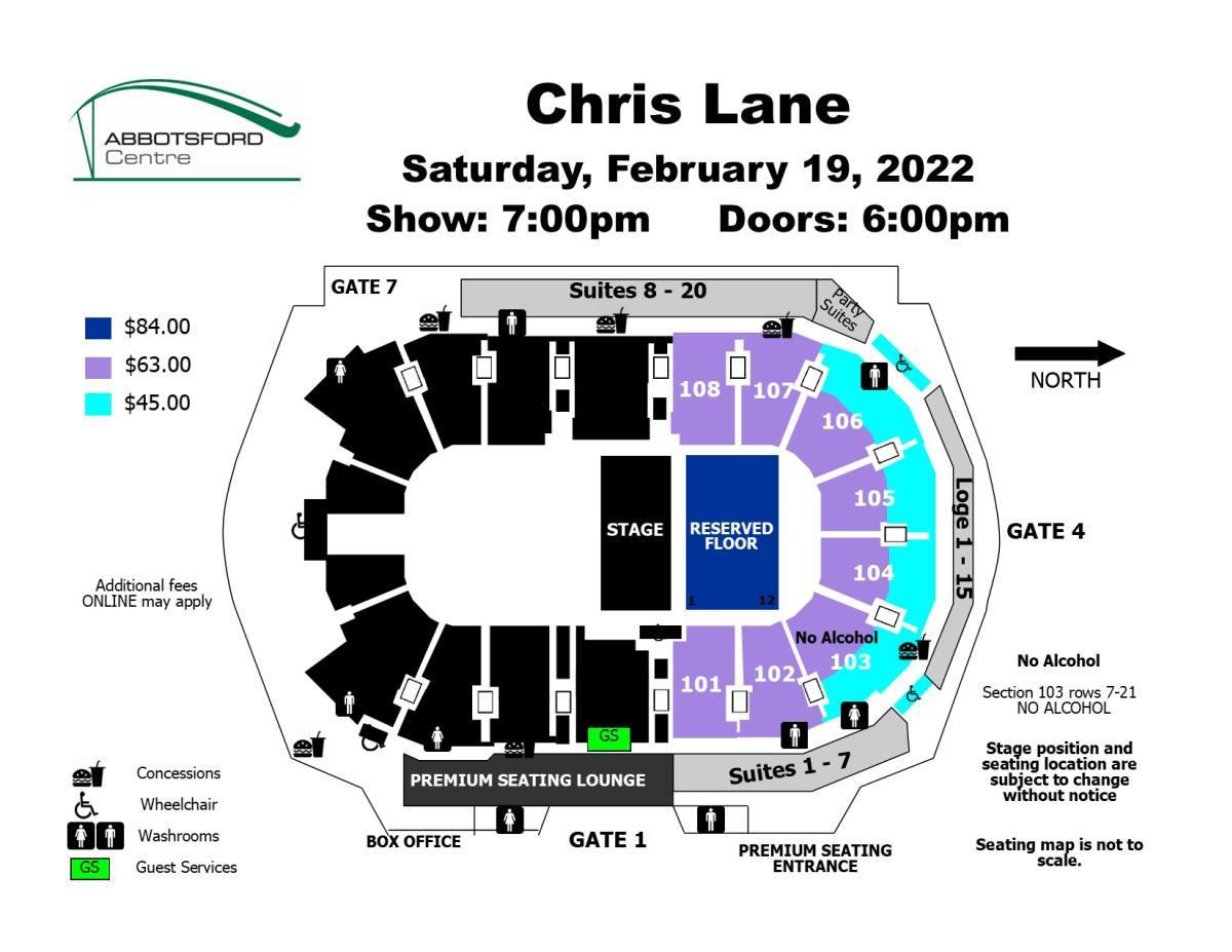 Chris Lane 2022
