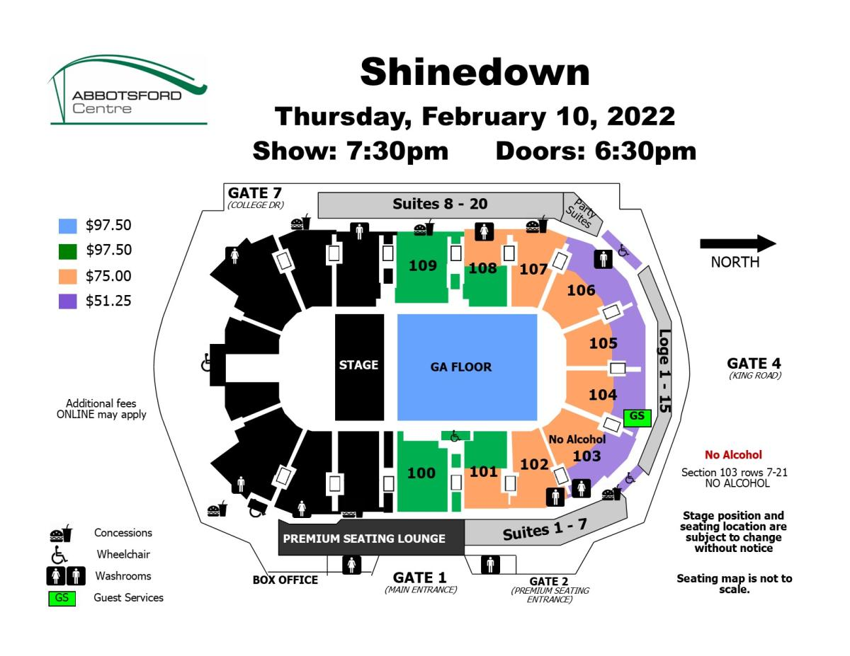 Shinedown 2022