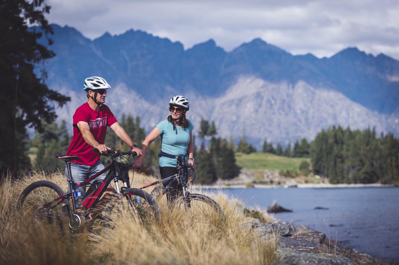 Around The Basin E-Bike Self Guided Tour