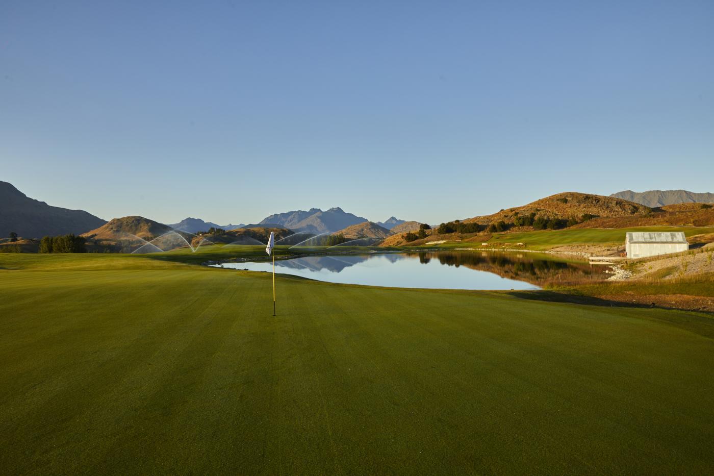 New Coronet 9 Golf Course Millbrook