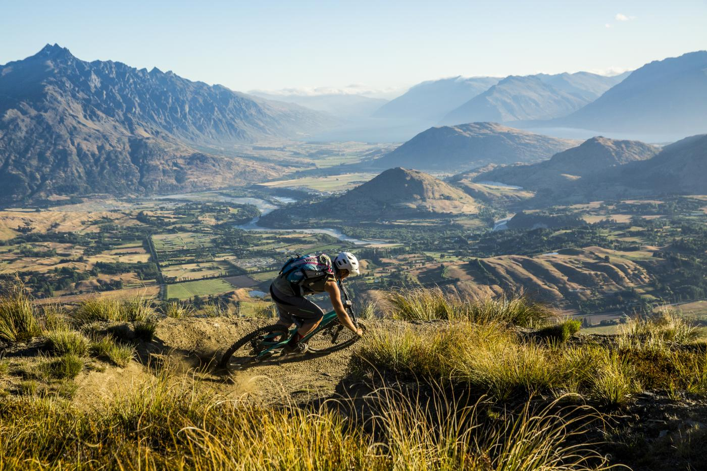 Coronet Peak Queenstown Mountain Biking