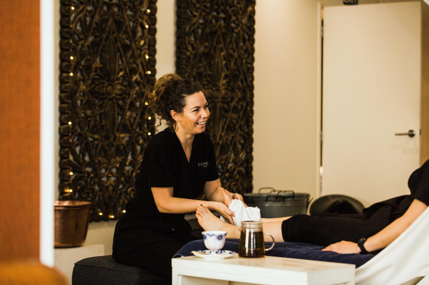 Treatments at Harmony Spa, Queenstown