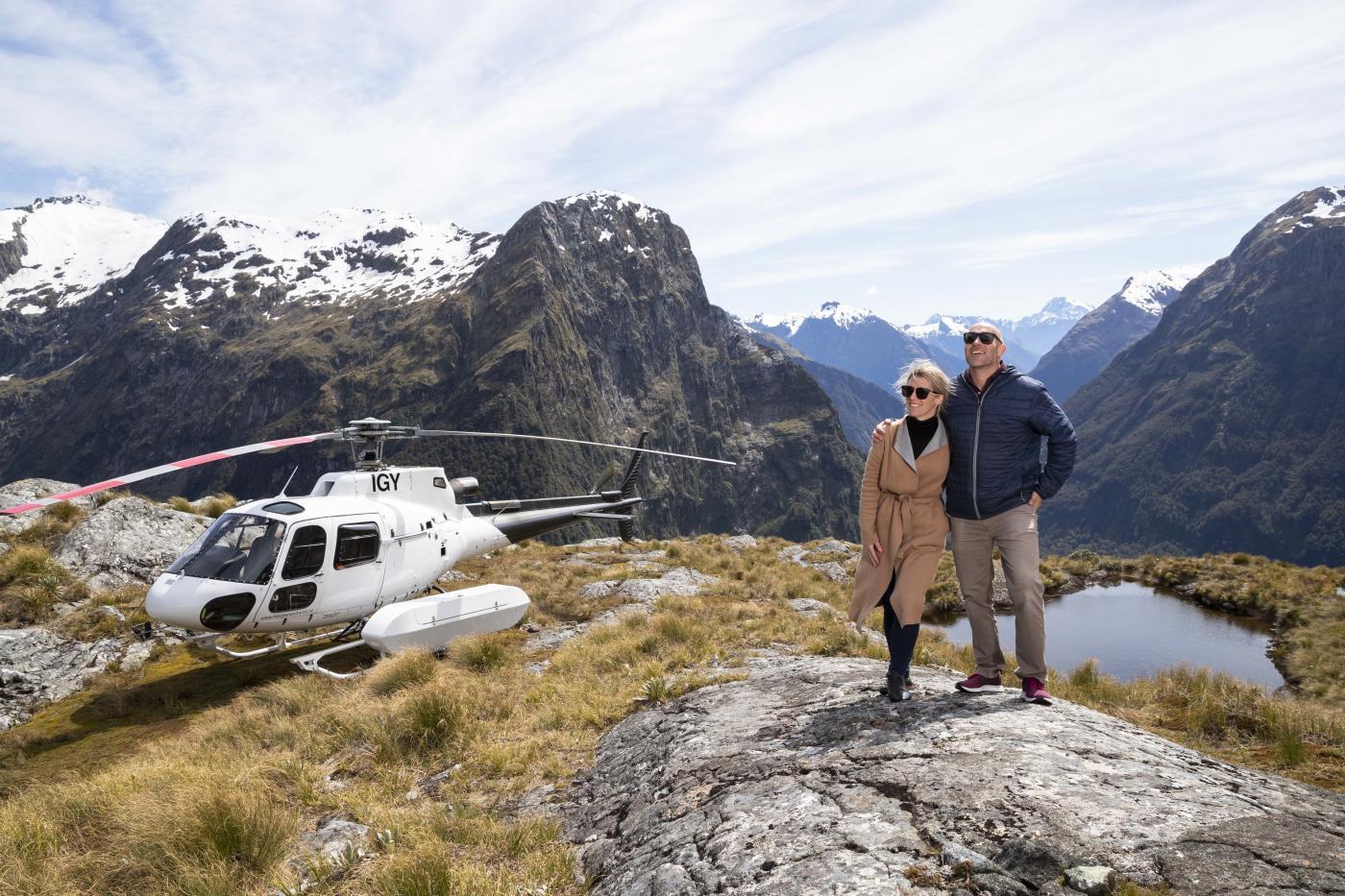 Heli Glenorchy Private Alpine Landing