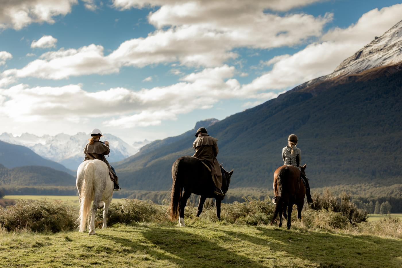 High Country Horses, Glenorchy