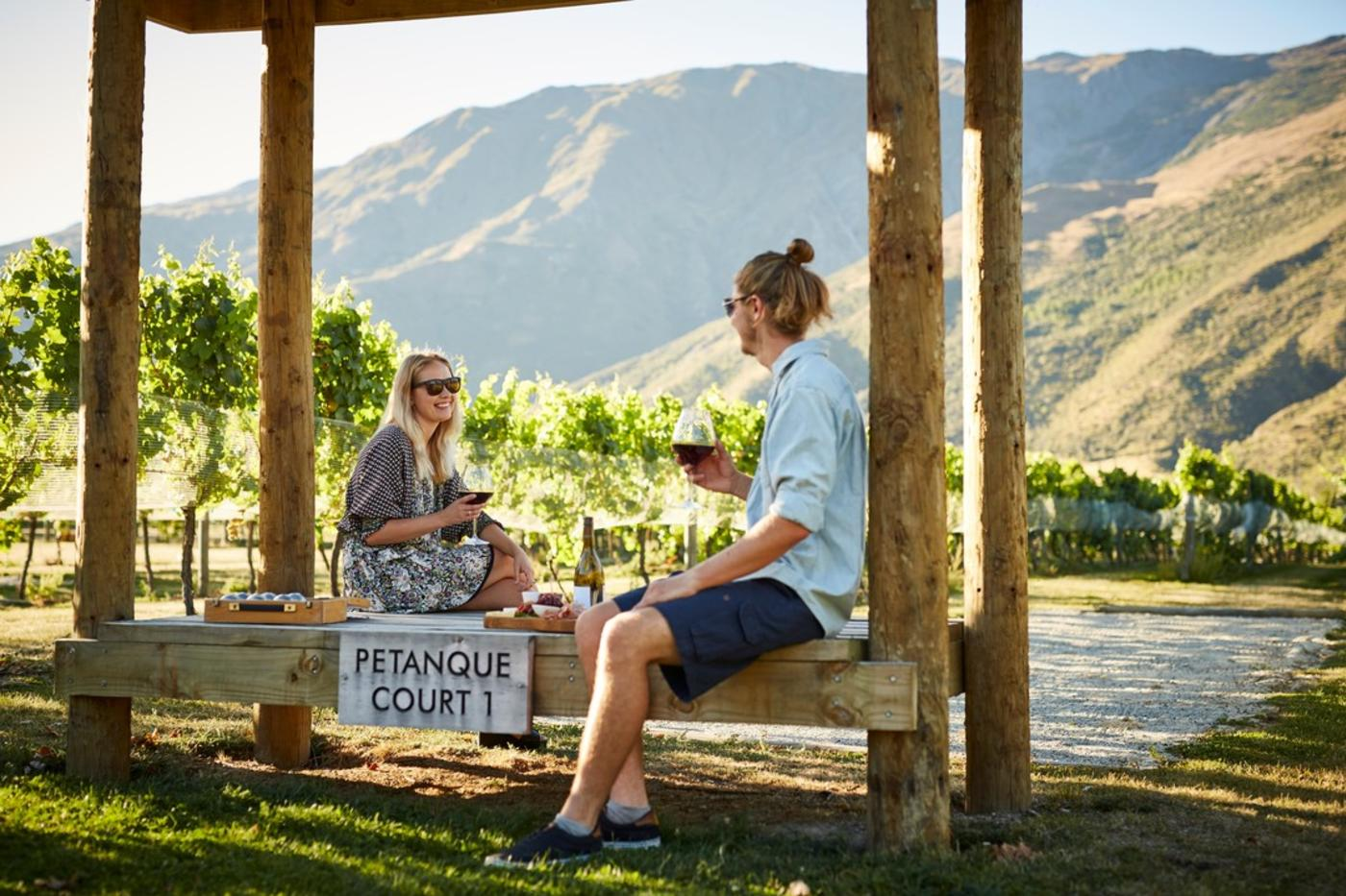 Kinross Wine Tasting shot by @pinotcentral