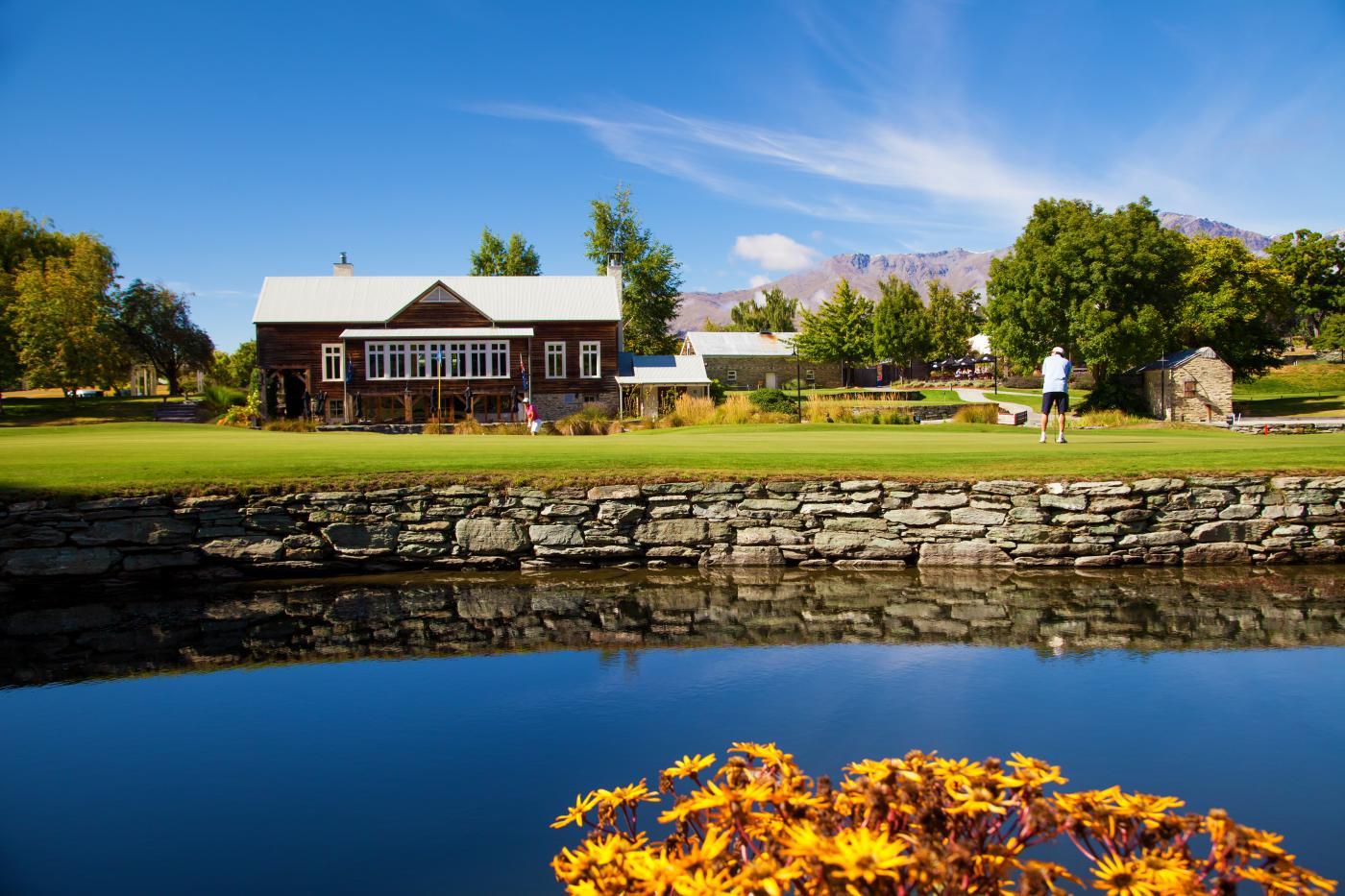 Millbrook Resort Arrow Nine 9th hole