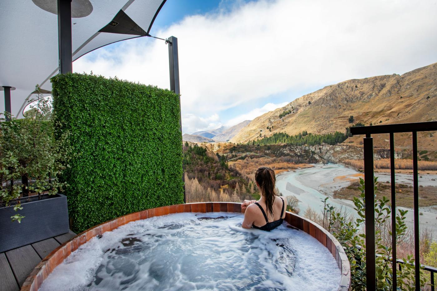 Outdoor Onsen, Onsen Hot Pools & Day Spa